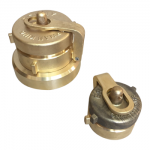 Brass Locking Cap Assembly